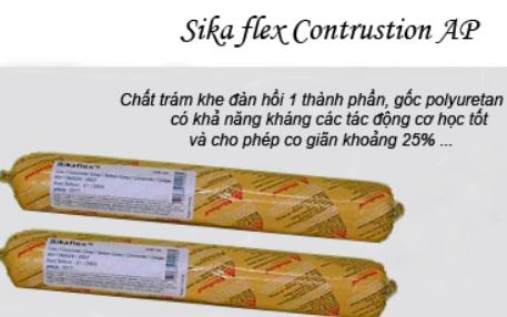 Sikaflex construction