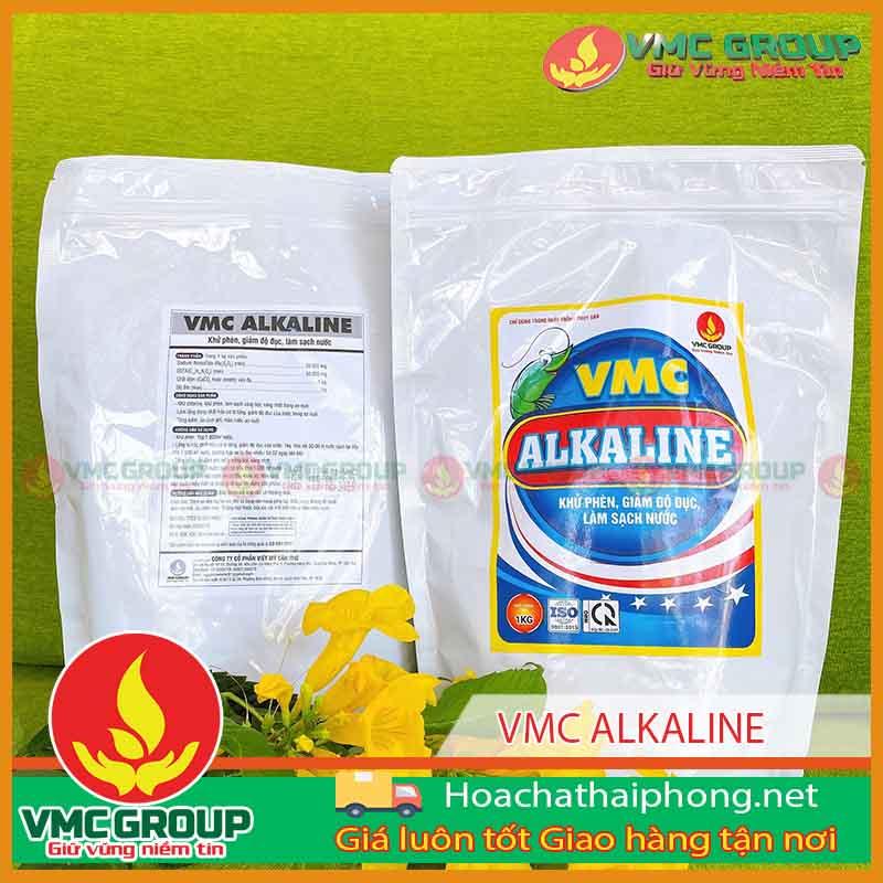 vmc alkaline